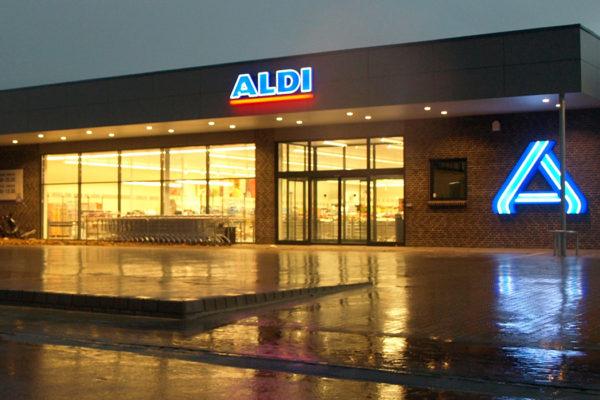 Aldi Hjallesevej Odense