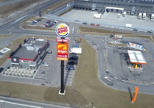 Burger King og Ingo Ishøj