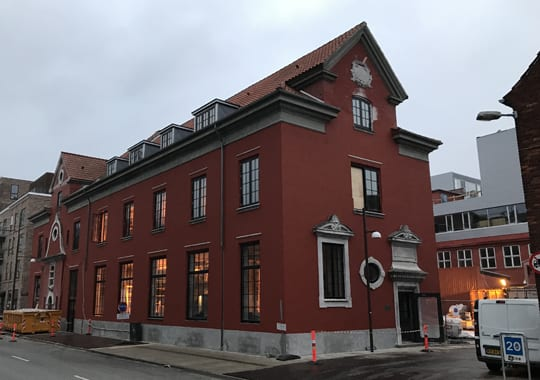 Købmandsgården - Århusgade, Nordhavn, Copenhagen