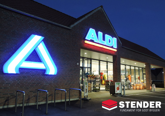 ALDI Haderslev – City Centre